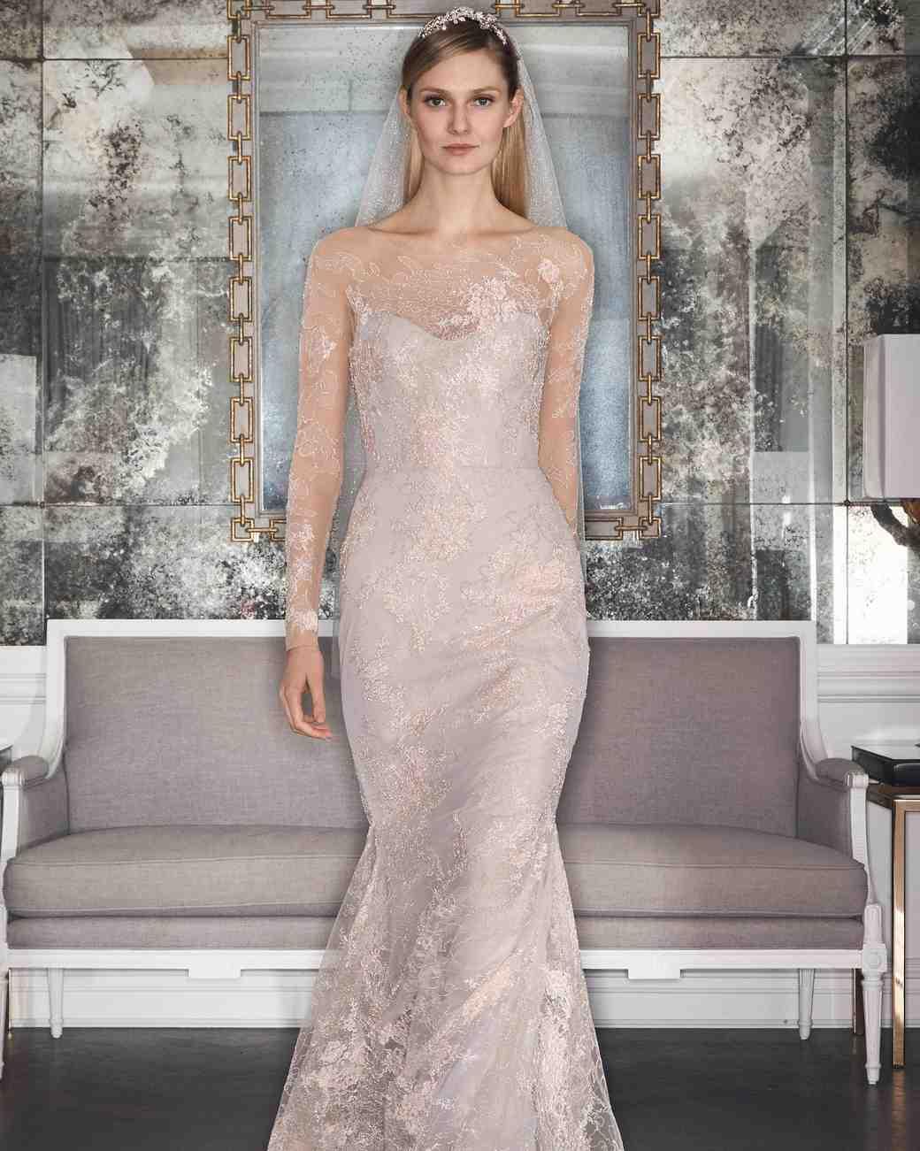 Nude Wedding Dresses 71 Lovely Romona Keveza Wedding Dress