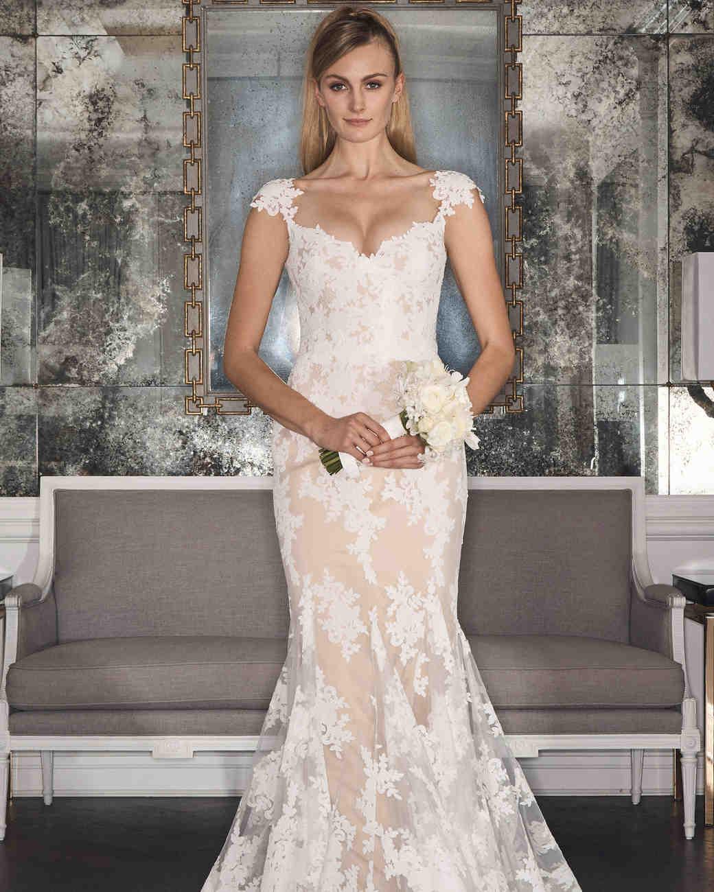 Nude Wedding Dresses 77 Ideal Romona Keveza Wedding Dress