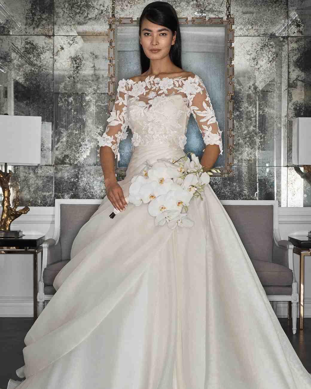 Romona Keveza Wedding Dress 2017