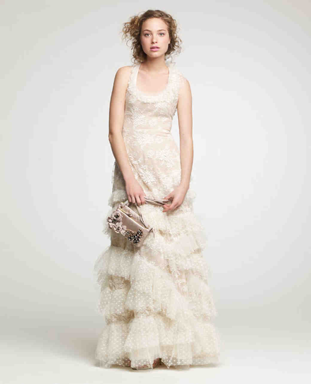 J.Crew, Spring 2011 Collection | Martha Stewart Weddings