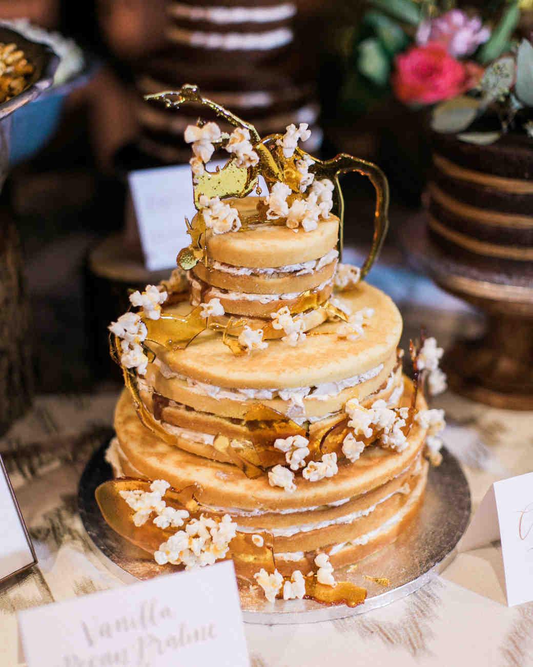25 New Takes on Traditional Wedding Cake Flavors | Martha Stewart ...