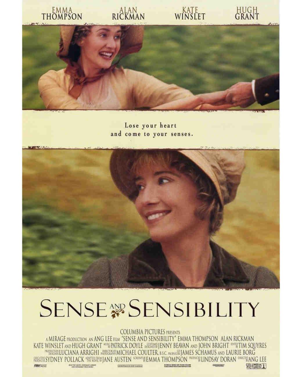 """Sense and Sensibility"" promo"