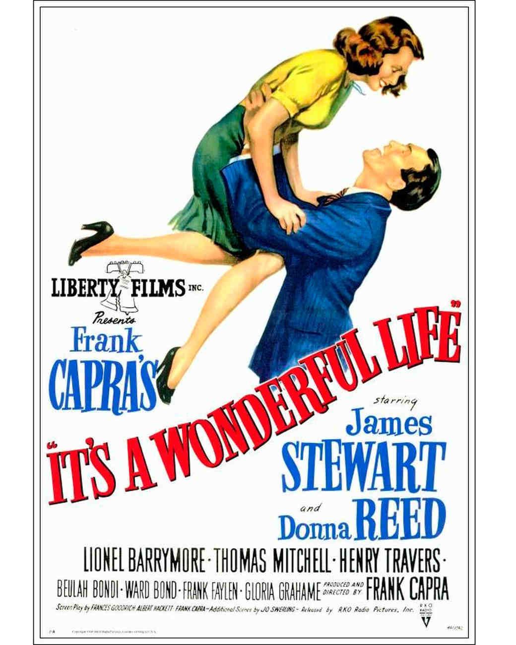 """It's a Wonderful Life"" promo"