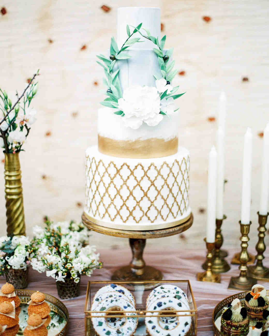 winter wedding cakes les anagnou