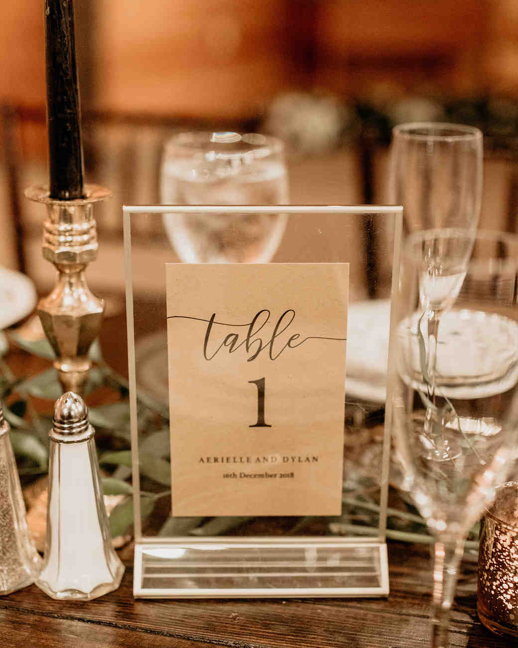 aerielle dyan wedding table numbers