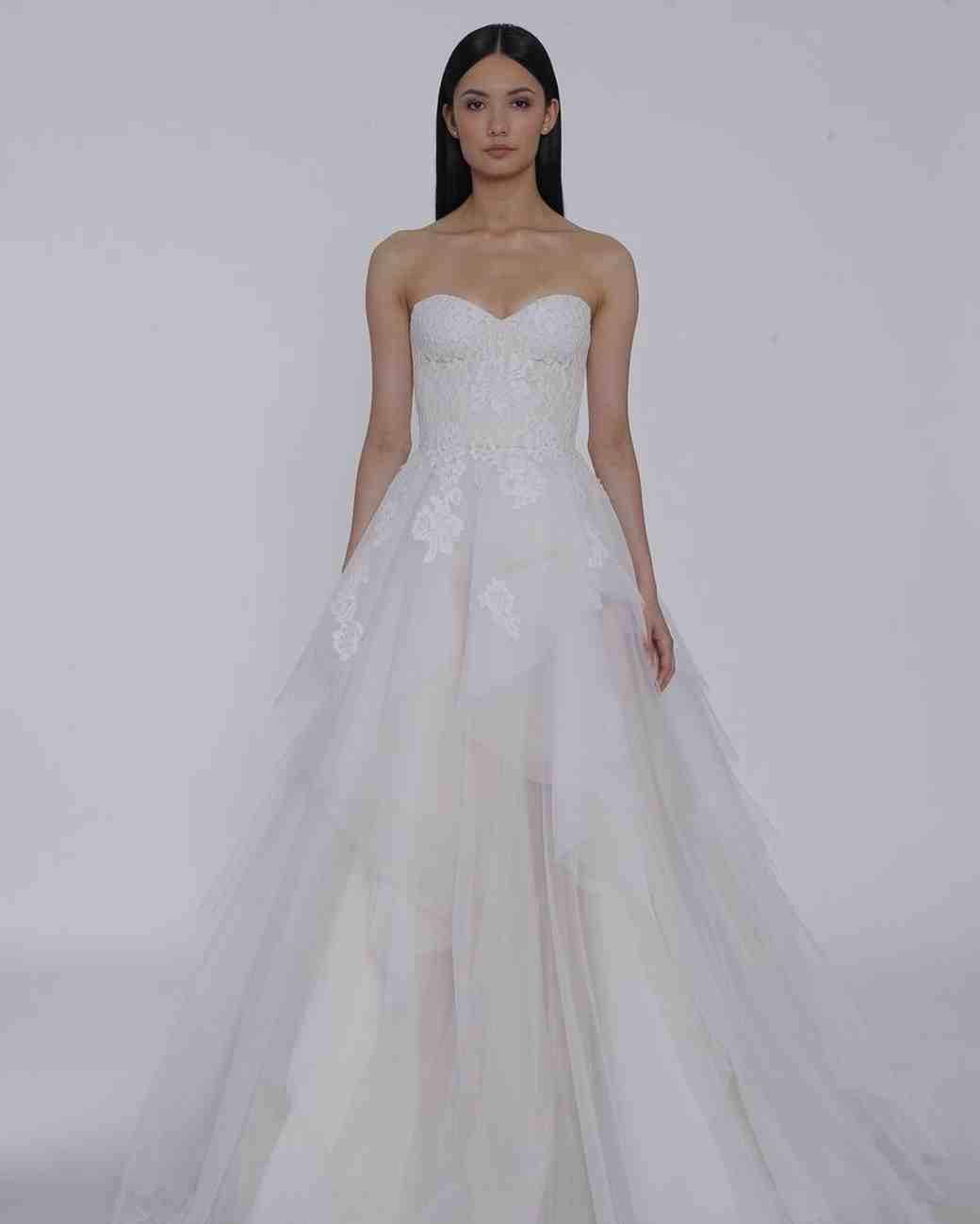 Sophia Tolli Bridal Spring 2019: Allison Webb Spring 2019 Wedding Dress Collection