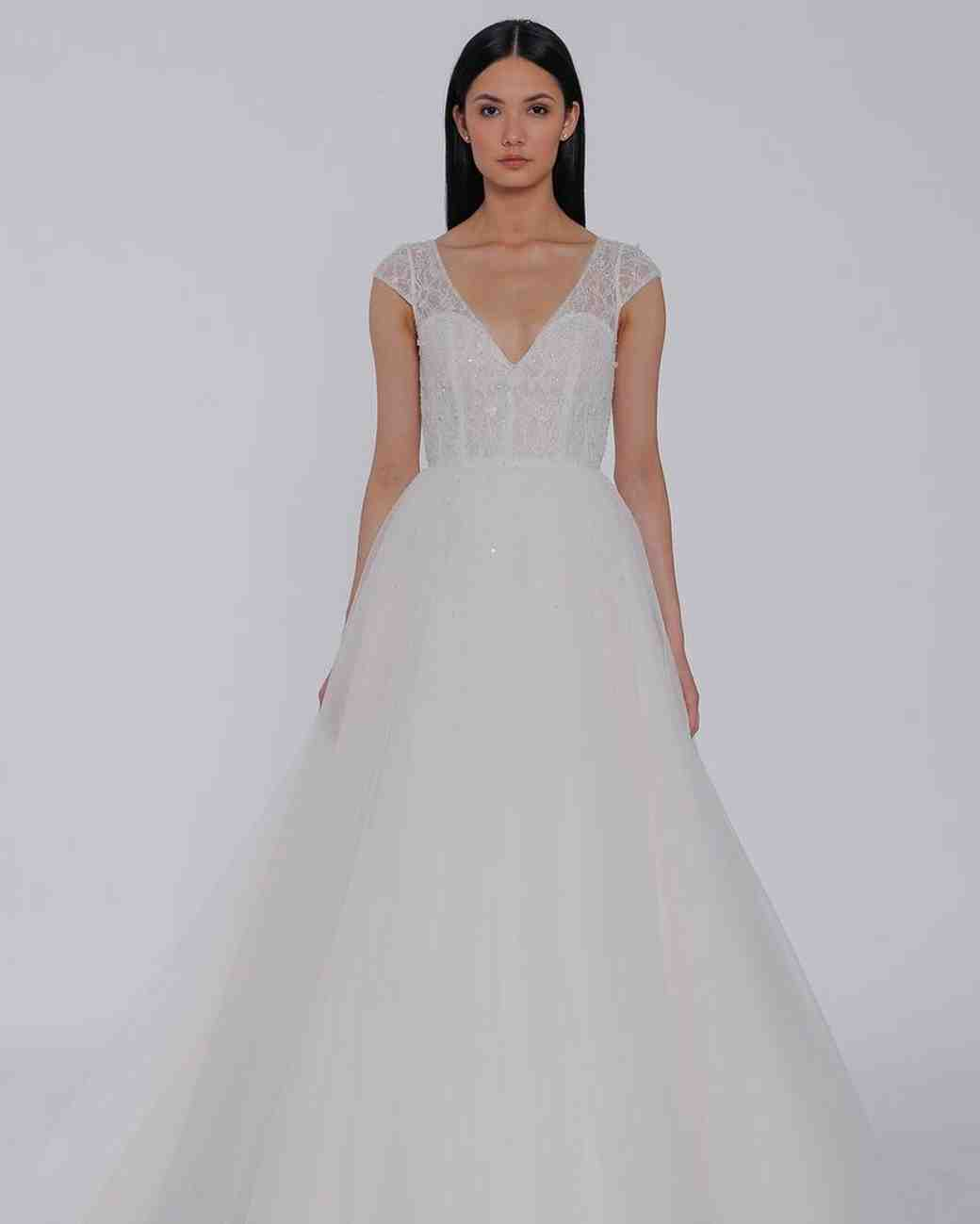 Allison Webb Spring 2019 Wedding Dress Collection