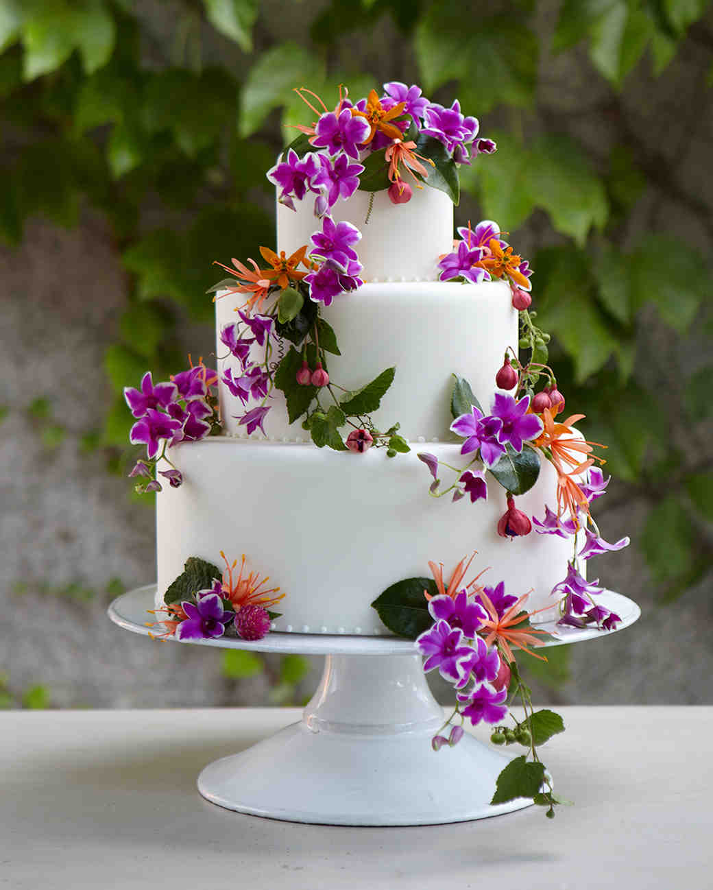Beach Wedding Flower Ideas: 25 Amazing Beach Wedding Cakes