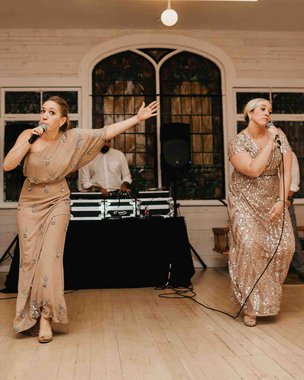 colleen pip wedding rap