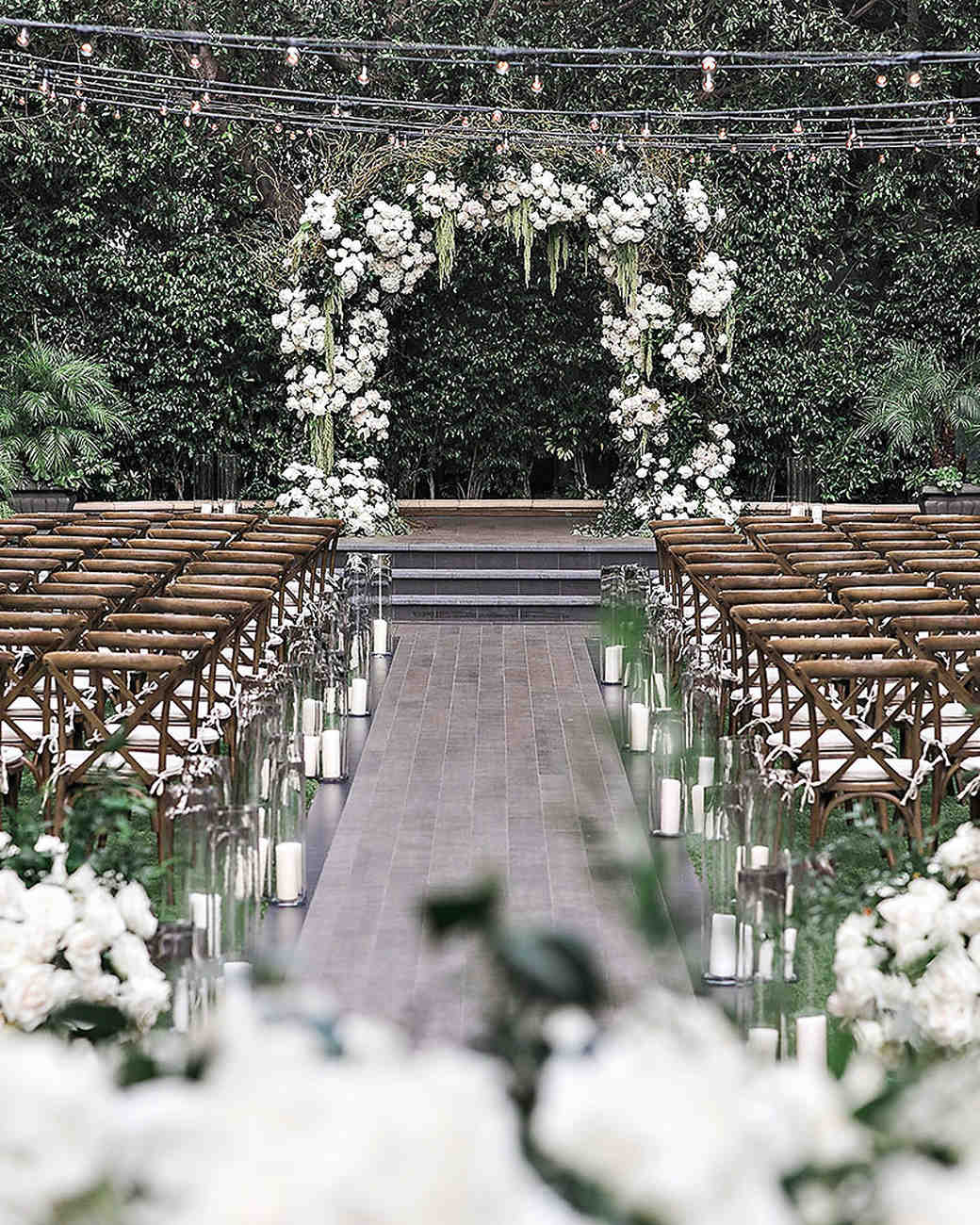 danielle kevin wedding ceremony space