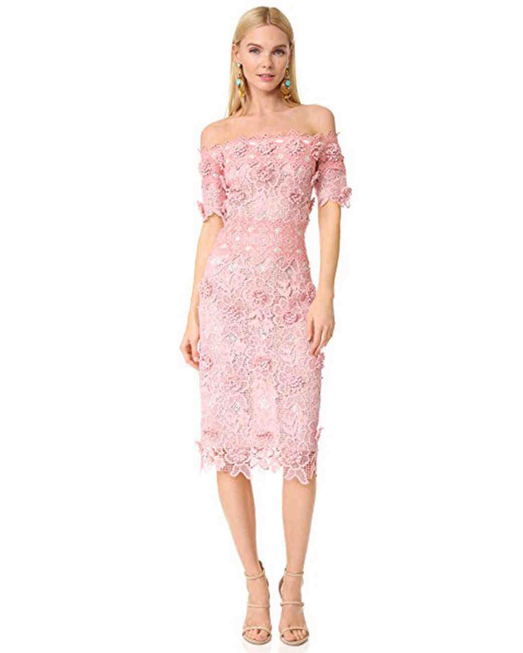 Engagement Party Dresses Worth Splurging On | Martha Stewart Weddings