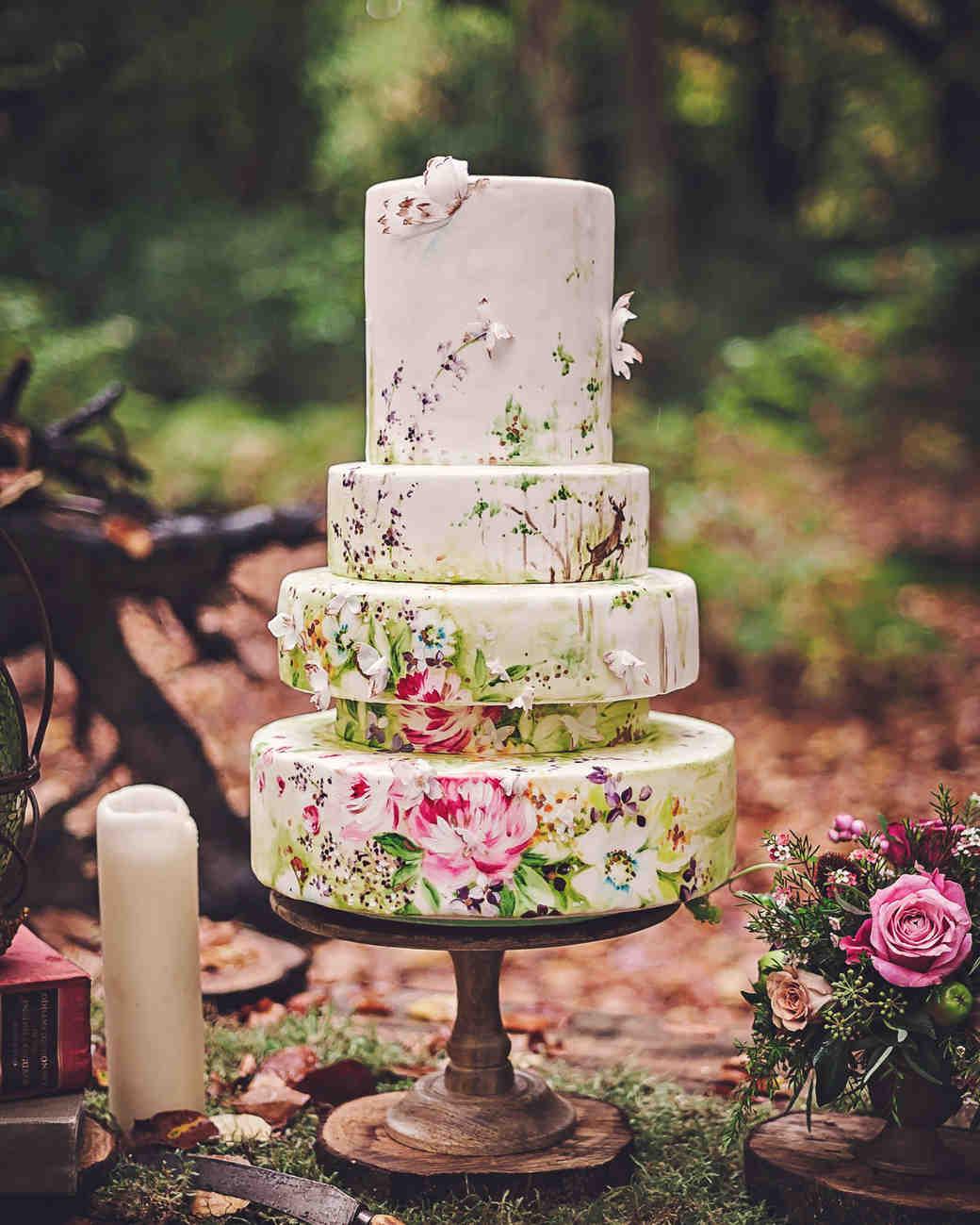 The Most Amazing Wedding Cakes Of 2013: 20 Amazing Fondant Wedding Cakes