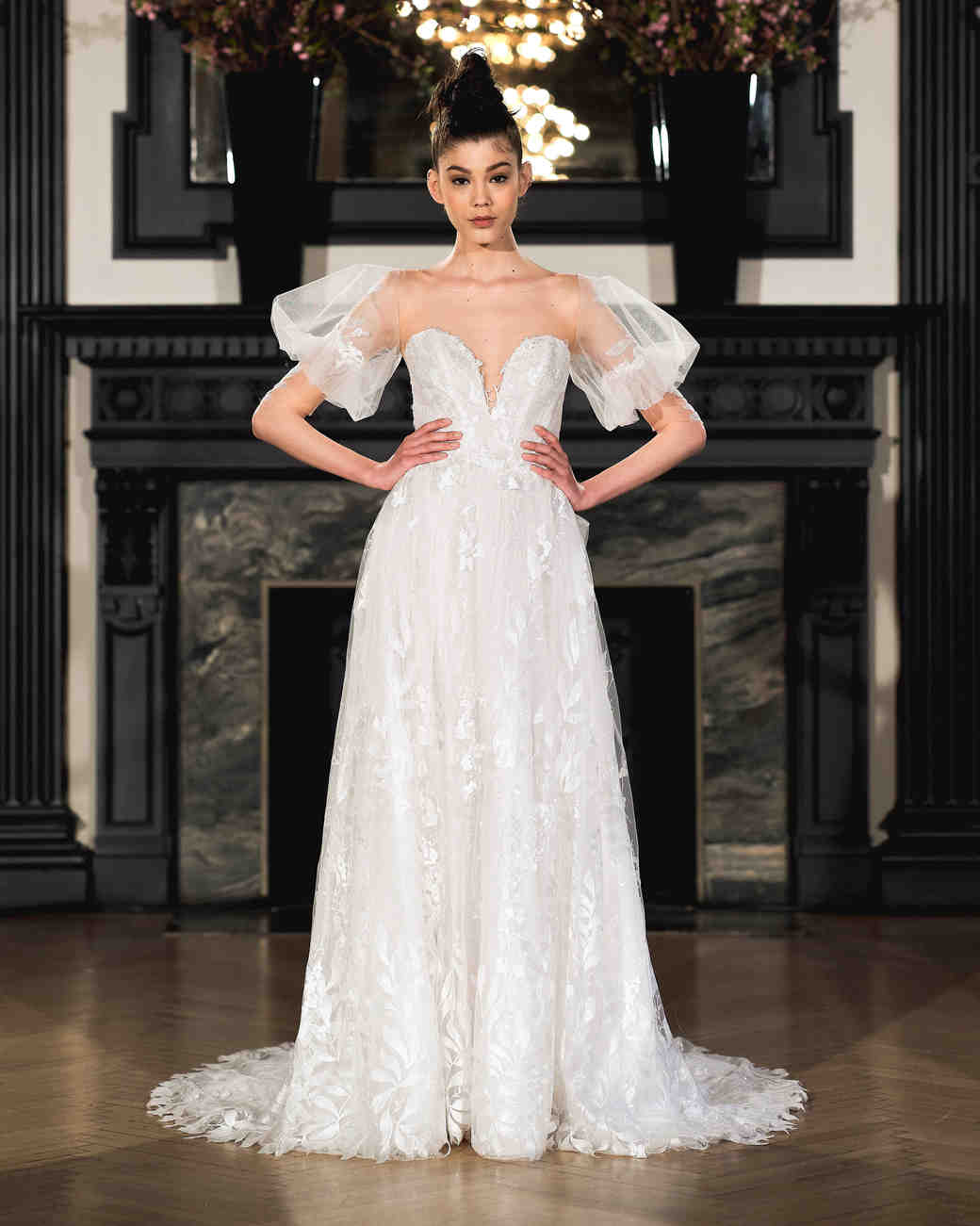 ines di santo wedding dress spring 2019 sweetheart