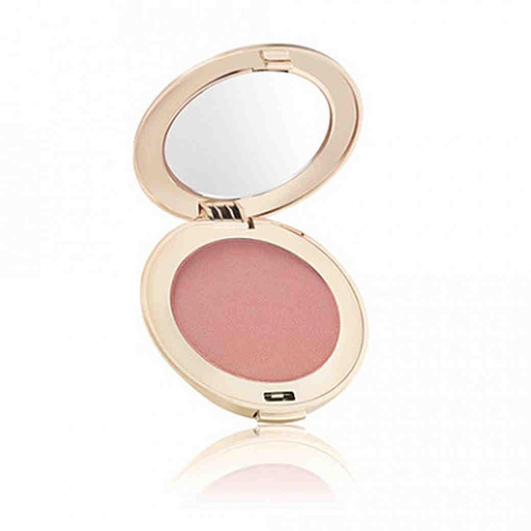 natural makeup blush