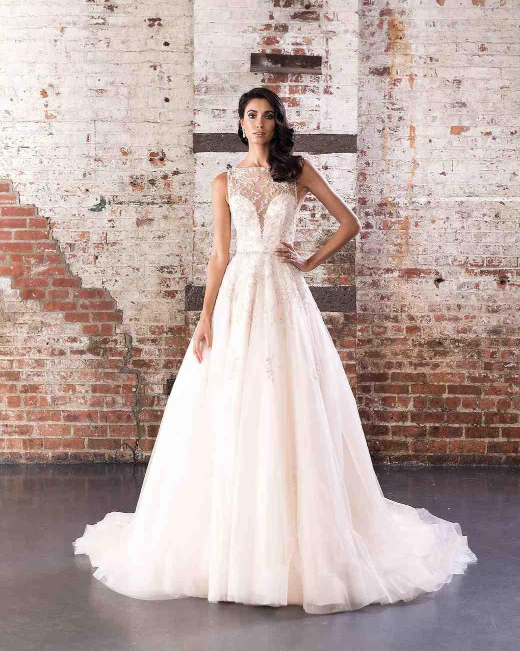 By Justin Alexander Wedding Dresses