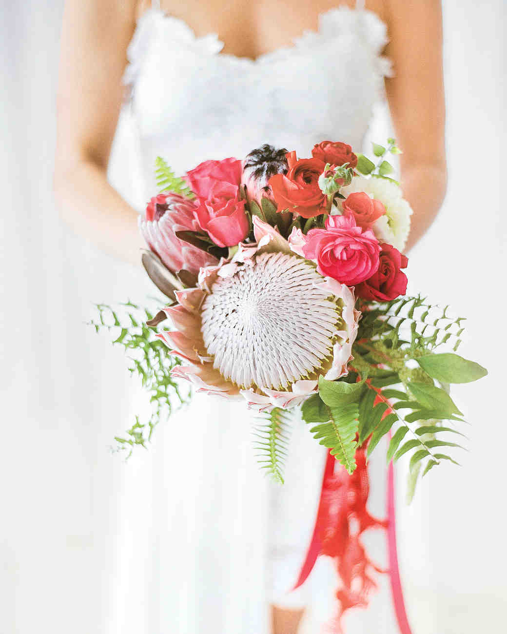 This Mexico Wedding Was Bursting with Bold Colors | Martha Stewart ...