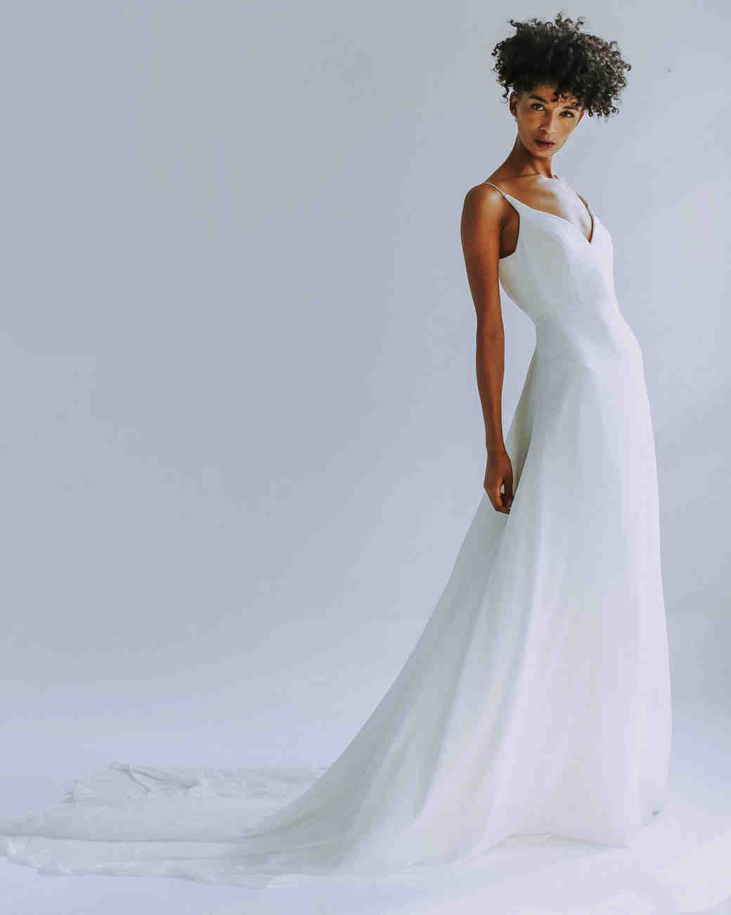 98dc17df70a Leanne Marshall Fall 2019 Wedding Dress Collection