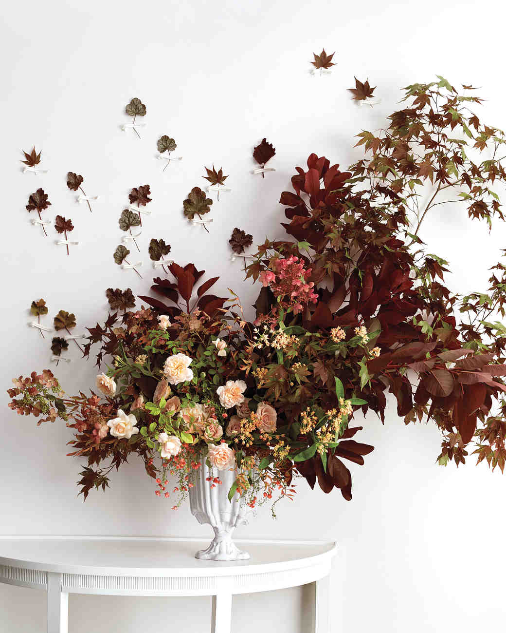 Fall wedding flower ideas from our favorite florists martha fall wedding flower ideas from our favorite florists martha stewart weddings junglespirit Choice Image