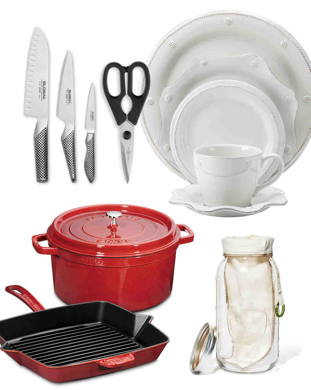 Must Have Wedding Registry Picks From Martha Brides