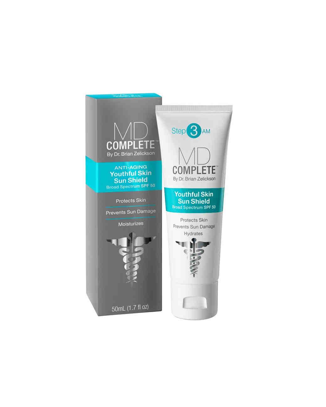 MD Complete Youthful Skin Sun Shielf SPF 50