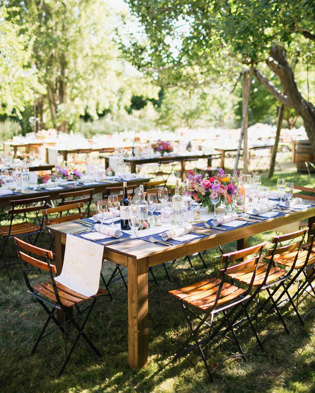 molly adam wedding table