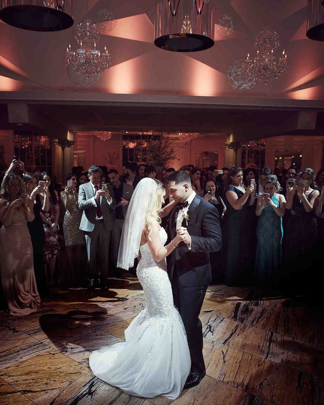 shqipe zenel wedding couple first dance
