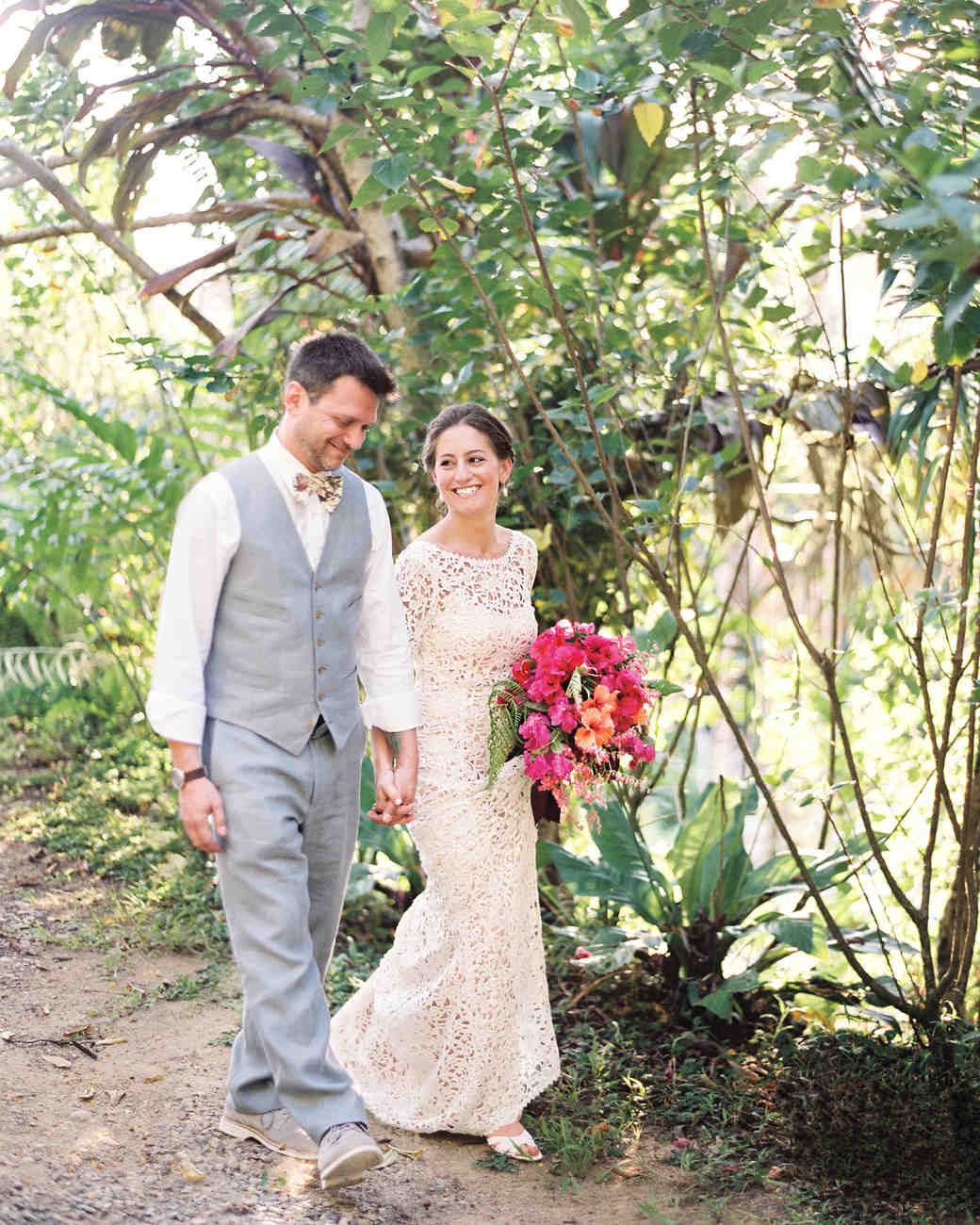 Costa Rica Weddings: A Laid-Back Destination Wedding In Tropical Costa Rica