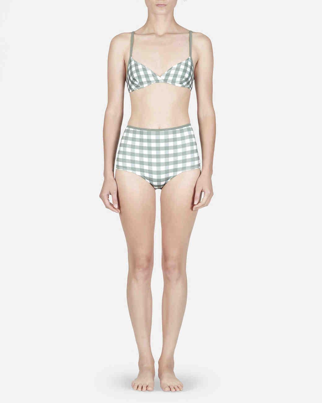 The Best Bathing Suits for Your Honeymoon | Martha Stewart Weddings