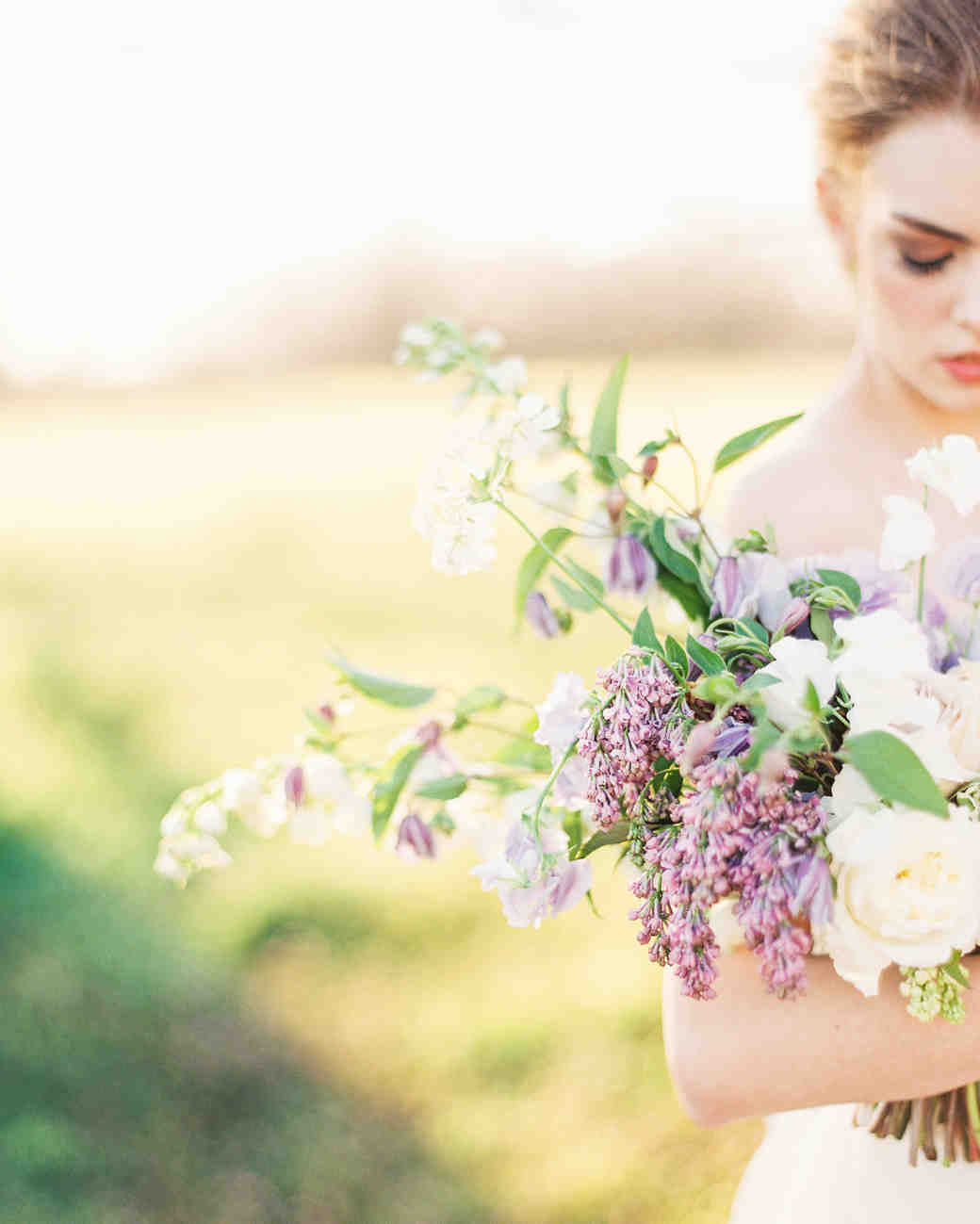 53 Ideas For Your Spring Wedding Bouquet