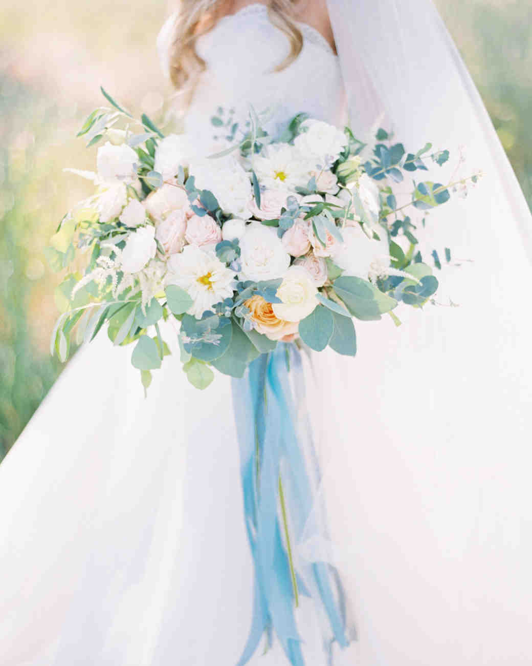 Summer-Inspired Wedding Flowers for Every Part of Your Big Day | Martha Stewart Weddings