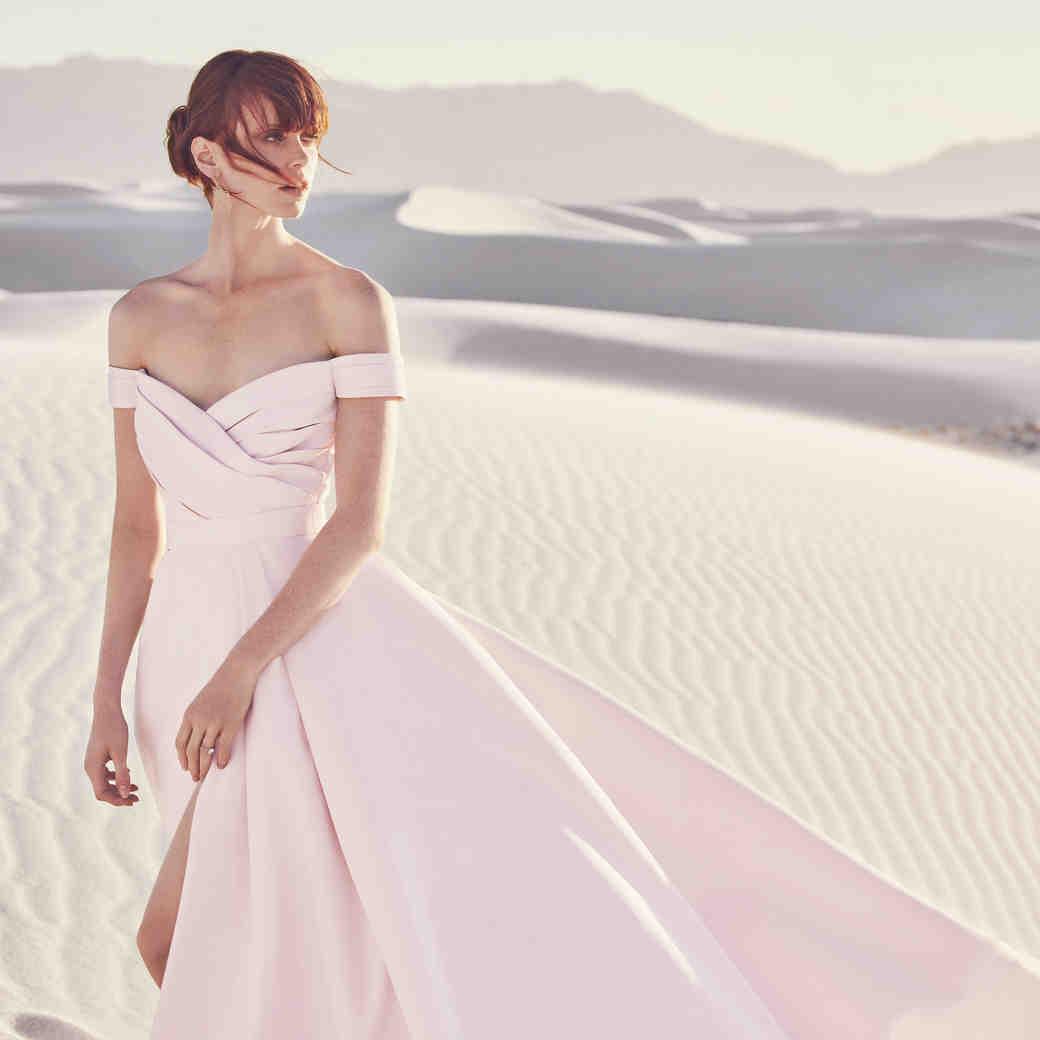 15 New Takes On The Traditional Wedding Dress Martha Stewart