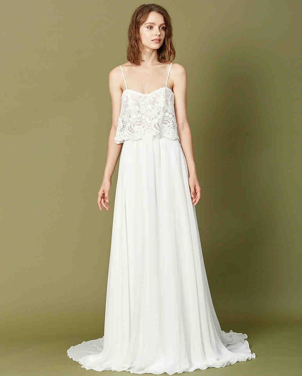 Fall Wedding Gown: Christos Fall 2017 Wedding Dress Collection