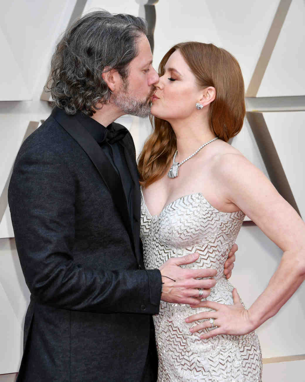amy adams and darren le gallo oscars 2019