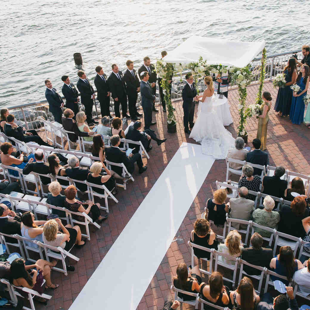 Ideas For A Small Wedding Ceremony: Martha Stewart Weddings