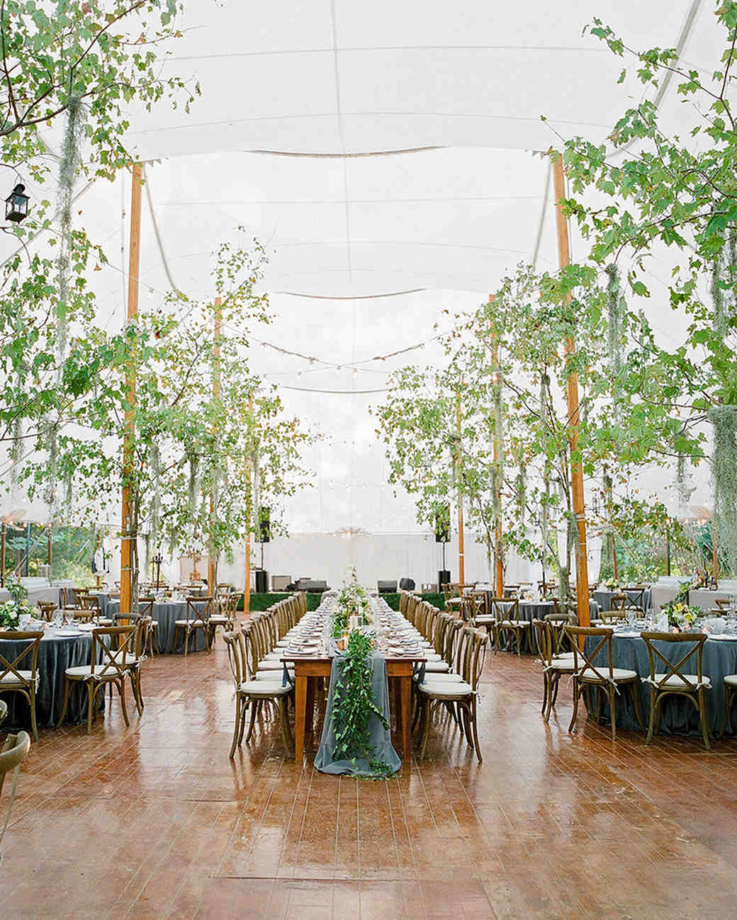 anne and staton wedding reception tent