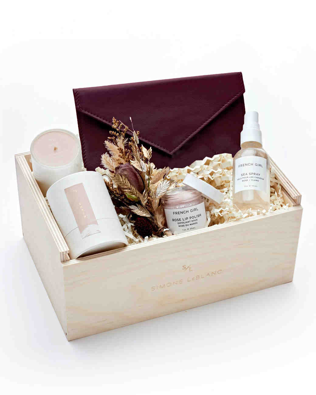 "Simone LeBlanc ""Natural Beauty"" Gift Box"