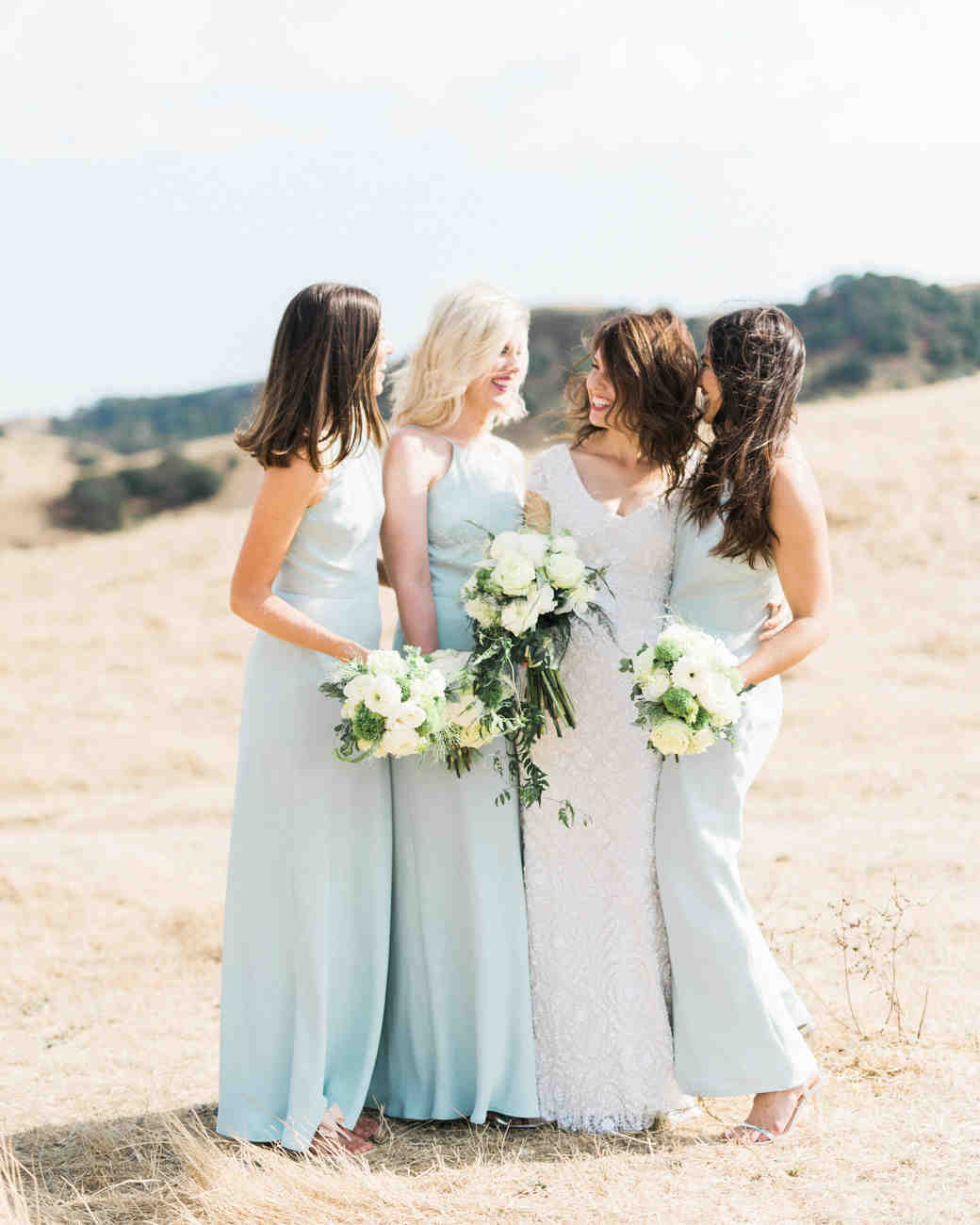Wedding Styles: Pretty Wedding Hairstyles For Your Bridesmaids