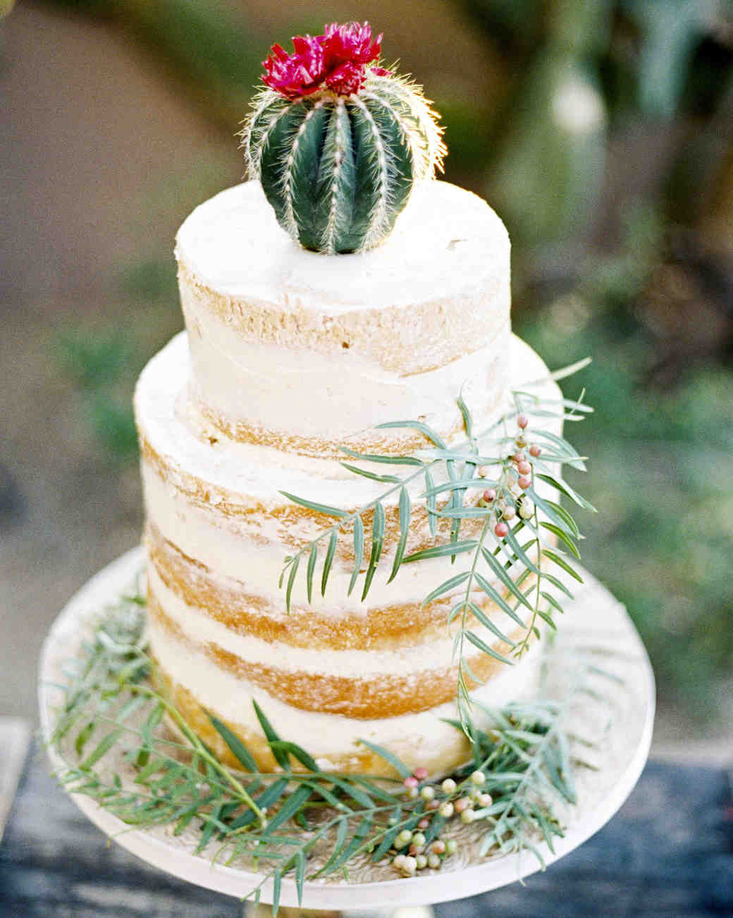 Trending Now: Cactus Wedding Ideas | Martha Stewart Weddings