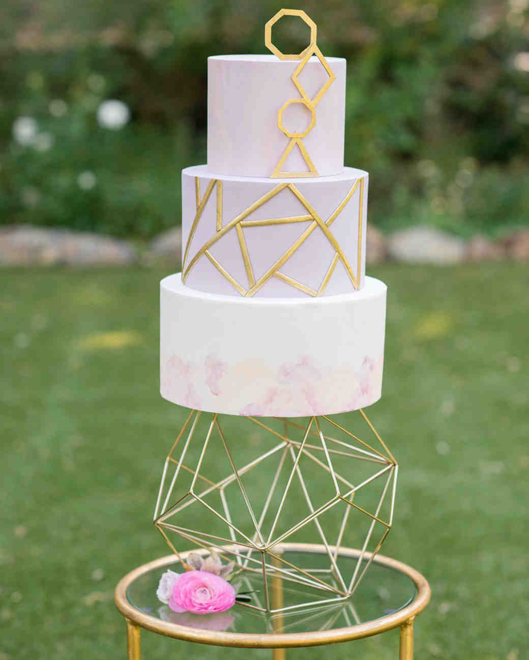 25 wedding cake design ideas thatll wow your guests martha 25 wedding cake design ideas thatll wow your guests martha stewart weddings junglespirit Choice Image