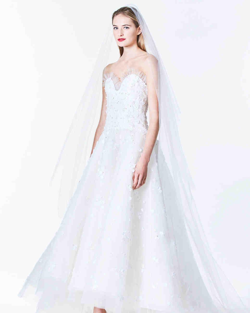Pnina Tornai Ball Gown Wedding Dresses 88 Stunning Carolina Herrera Fall Wedding