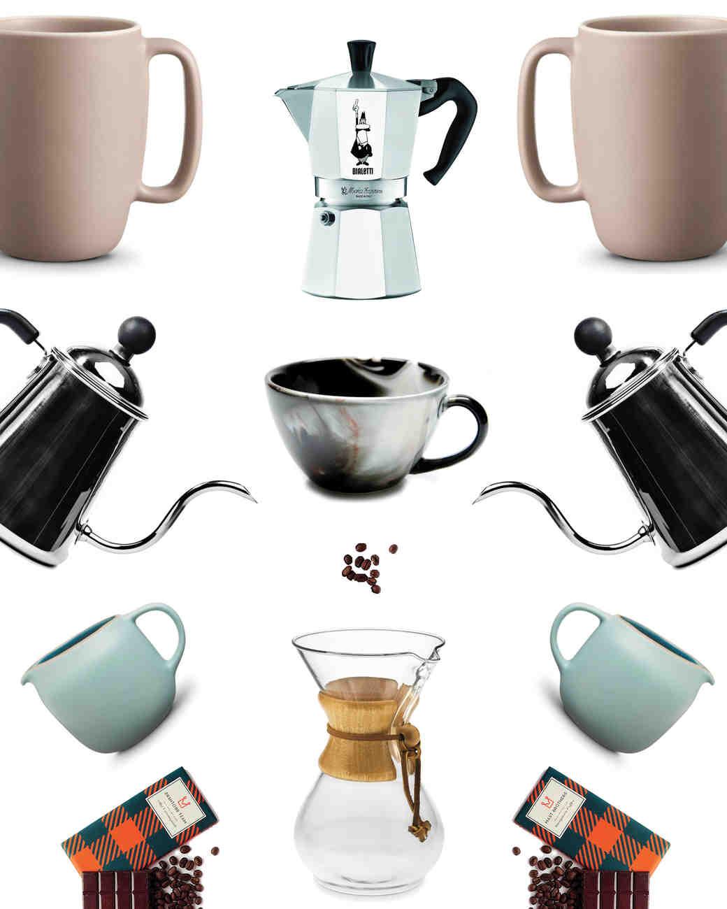 22 Wedding Gift Ideas for Coffee Lovers   Martha Stewart Weddings