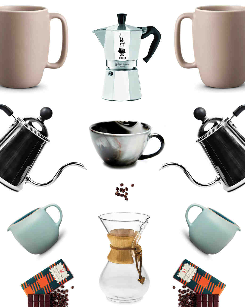 22 Wedding Gift Ideas For Coffee Lovers Martha Stewart Weddings