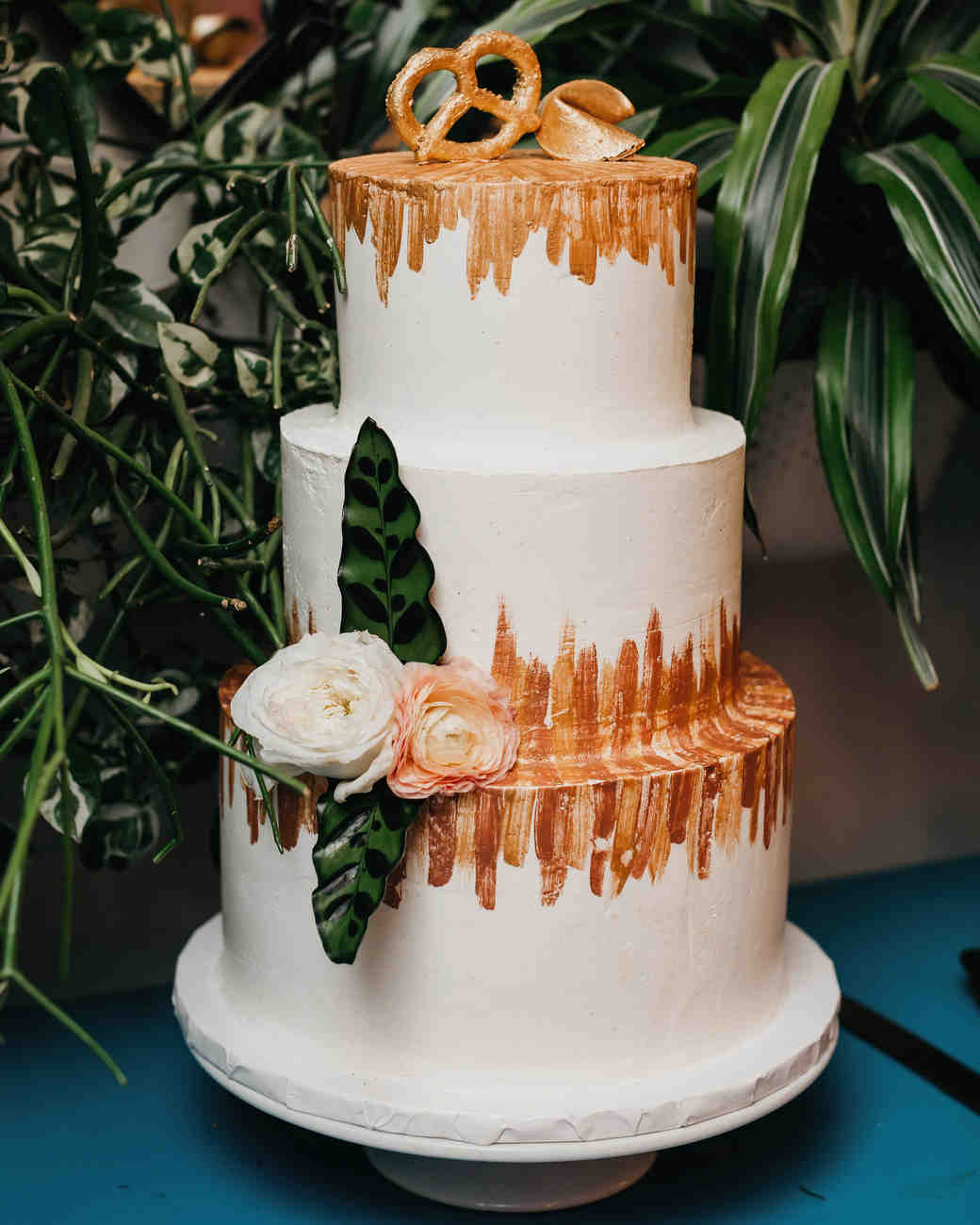 colleen pip wedding cake