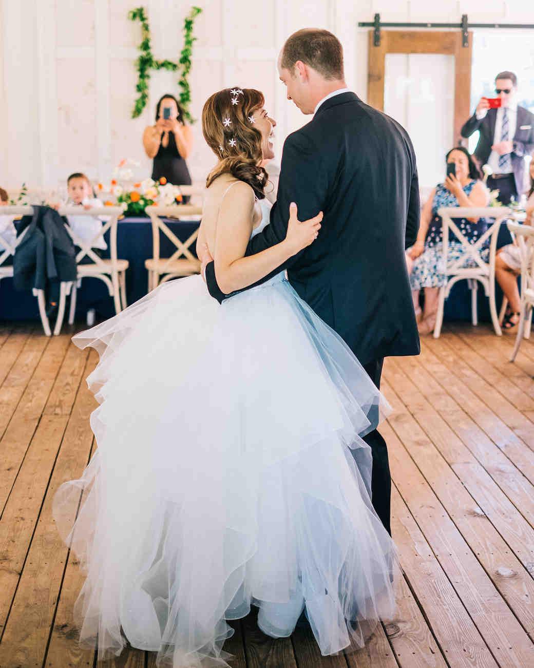 elizabeth jake georgia wedding first dance