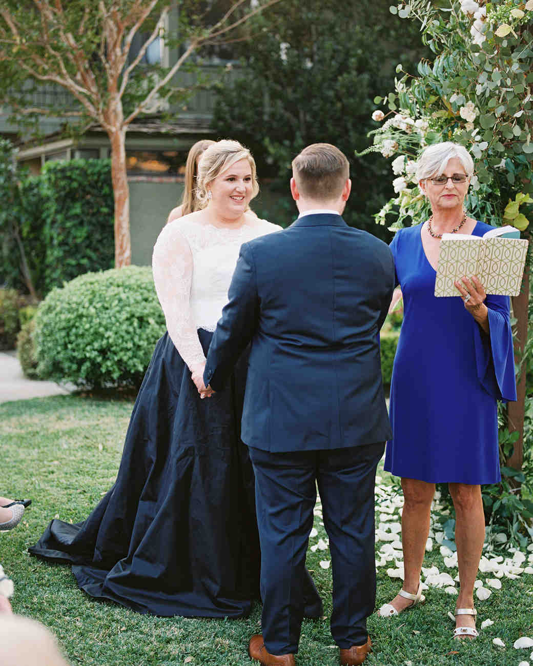 elizabeth scott wedding ceremony vows
