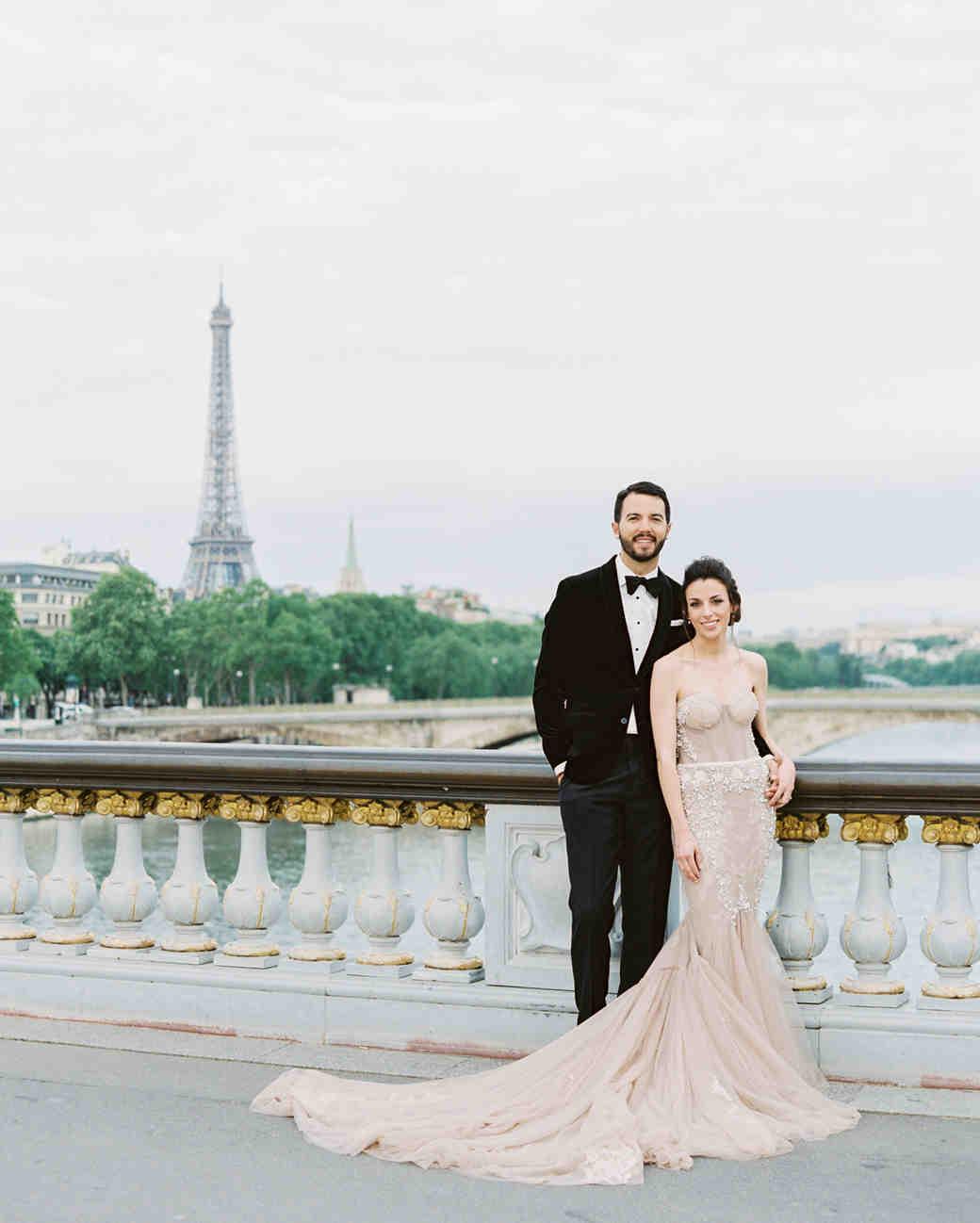 668e09cda59e 20 Wedding Dresses Perfect for Destination Nuptials | Martha Stewart ...