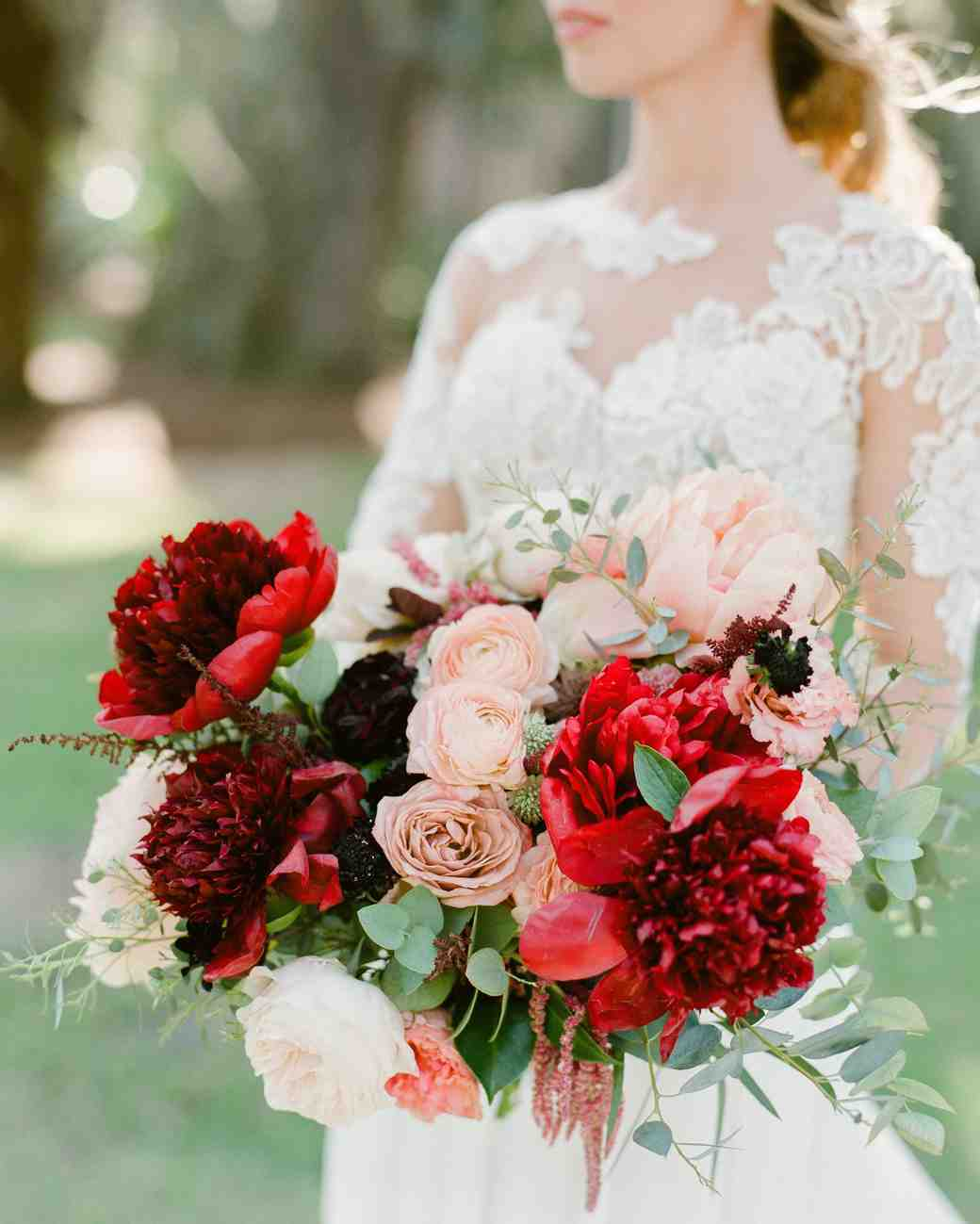 Wedding Bridal Flowers: 52 Gorgeous Fall Wedding Bouquets