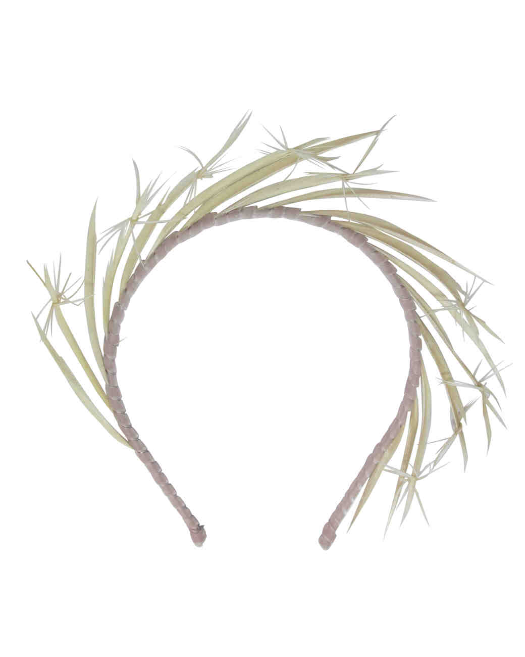 flower crown alternative feather headband