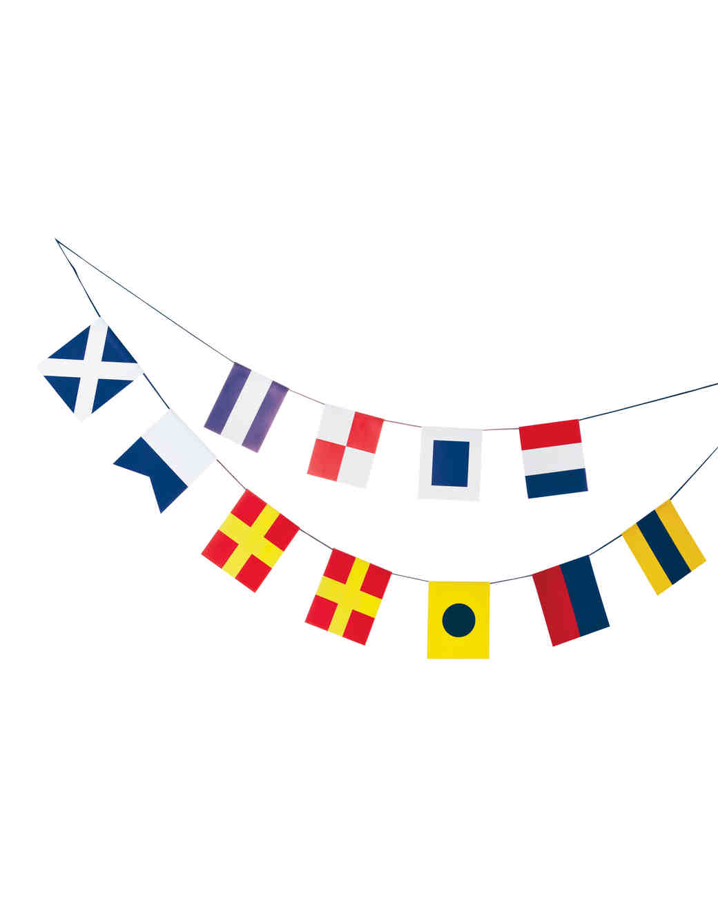 Marine Code Flags