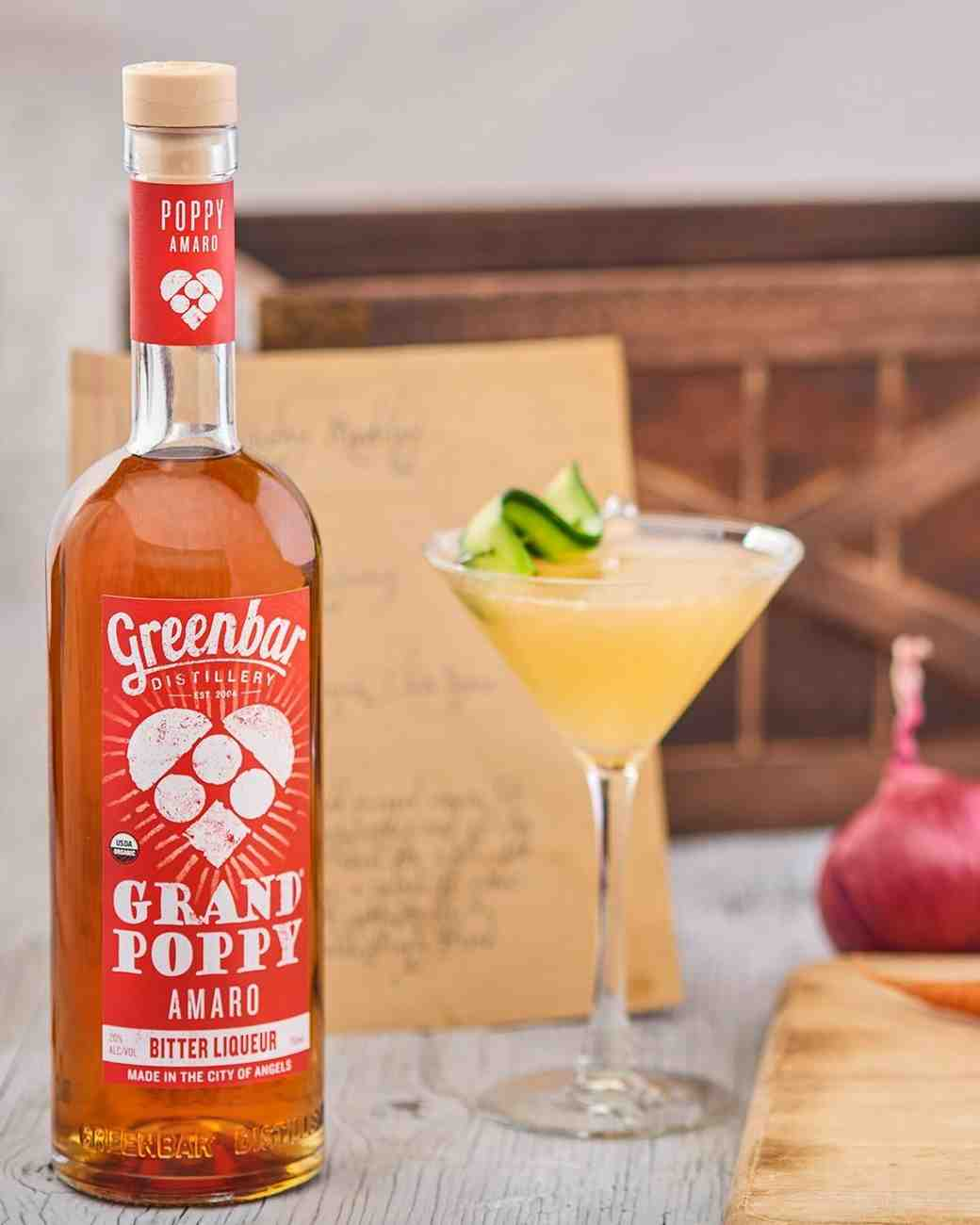 greenbar distillery grand poppy amaro